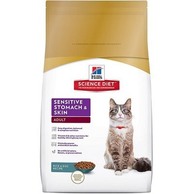 Science Diet Sensitive Stomach Cat Food